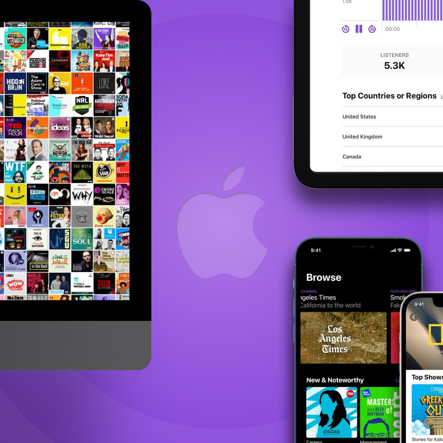 Briefing #7: Apple Podcasts to offer paid subscriptions from May